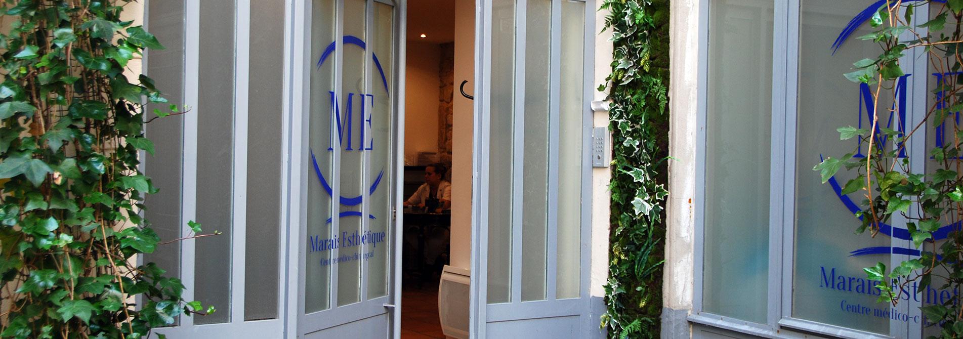 Centre Marais Ethétique Paris - Médecine esthétique à Paris